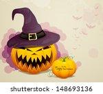 vector illustration of scary... | Shutterstock .eps vector #148693136