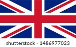 uk united kingdom   great... | Shutterstock .eps vector #1486977023