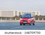 Beijing July 5. Smart Car On...
