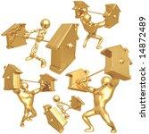 heavy realty | Shutterstock .eps vector #14872489