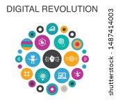 digital revolution infographic...