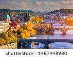 Autumn View To Charles Bridge...
