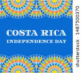 Costa Rica Independence Day...
