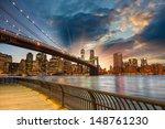 Manhattan  New York City....