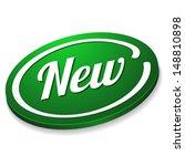 green new button | Shutterstock .eps vector #148810898
