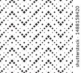 repeating black and white... | Shutterstock .eps vector #1488158420