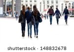 a large group of young people.... | Shutterstock . vector #148832678