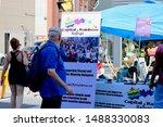 ottawa ontario canada august 24 ...   Shutterstock . vector #1488330083