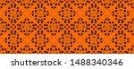 african tribal print. seamless...   Shutterstock . vector #1488340346