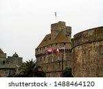 The historic corsair city of Saint Malo