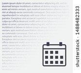 vector icon calendar 10 eps ....