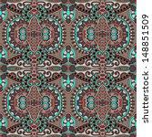 geometry vintage floral... | Shutterstock .eps vector #148851509
