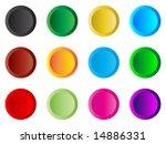 modern web buttons | Shutterstock .eps vector #14886331