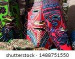 crafts raramuris  creel... | Shutterstock . vector #1488751550