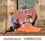 Member Of Panama Folklore Grou...