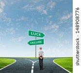 back view of businesswoman... | Shutterstock . vector #148908776