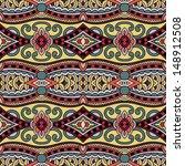 geometry vintage floral...   Shutterstock . vector #148912508
