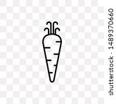 carrot icon isolated on...