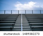 Empty symmetrical sports...