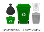 Bin Collection  Green Recycle...