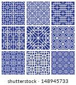 Set Of Patterns For Making...