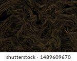 modern abstract liquid... | Shutterstock .eps vector #1489609670