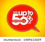 now up to 50  off  further...   Shutterstock . vector #1489613609