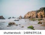 El Matador Beach In California. ...