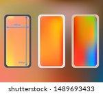 mesh  multicolor phone...