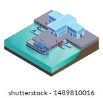 Isometric Water Transport...
