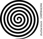 Hypnosis Spiral  Concept For...