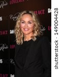 """Small photo of LOS ANGELES - AUG 5: Sharon Stone arrives at the """"Lovelace"""" LA Premiere at the Egyptian Theater on August 5, 2013 in Los Angeles, CA"""