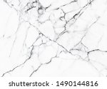White Marble Natural Pattern...
