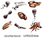 collection of  various...   Shutterstock . vector #149035466