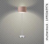 vector 3d realistic render... | Shutterstock .eps vector #1490365976