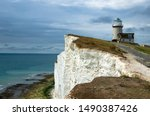 The Belle Tout Lighthouse At...