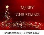 merry christmas | Shutterstock . vector #149051369