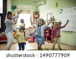 Time For The Dance. Children I...
