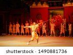 Performance Of The Shaolin...