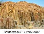 Organ Pipes Namibia