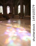 Colored Light Projection In ...