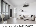 Designed Living Room Interior...