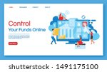 online funds control landing...