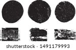 grunge post stamps collection ... | Shutterstock .eps vector #1491179993