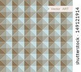 geometric background in vector. ...   Shutterstock .eps vector #149121914