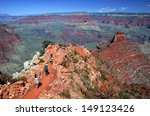 Grand Canyon On A Sunny Day...