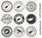 cyprus travel stamp made in... | Shutterstock .eps vector #1491250469