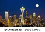 Beautiful Nightview Of Seattle...