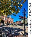 Portsmouth  Nh   Usa   Oct 16 ...