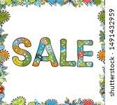 lettering. vintage design....   Shutterstock .eps vector #1491432959